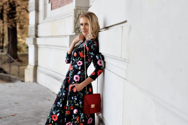 Sukienka W Kwiaty Maxi Dress Dresses Marianna