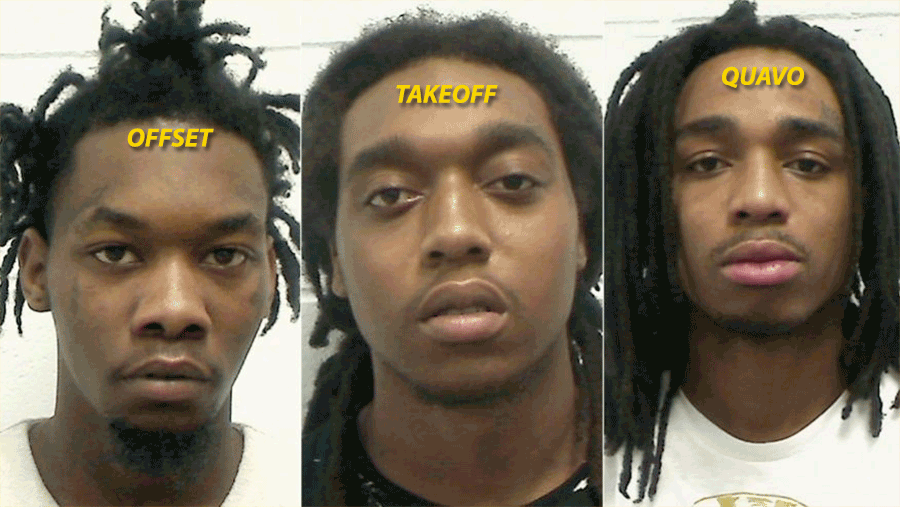 Takeoff From Migos Is Caught In Bed With An Alleged