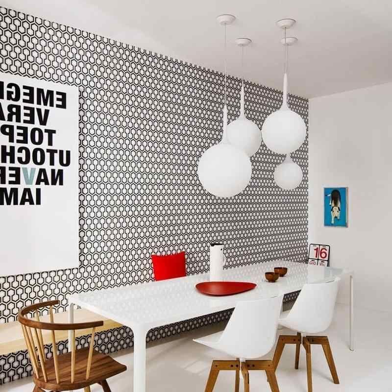 Lampade a sospensione design | Colori della sala da pranzo ...