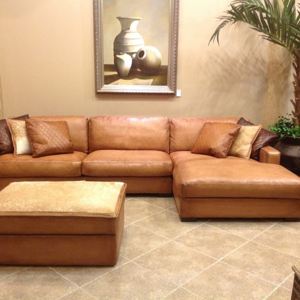 Deep Seat Leather Sectional Sofa Deep Sectional Sofa Sectional