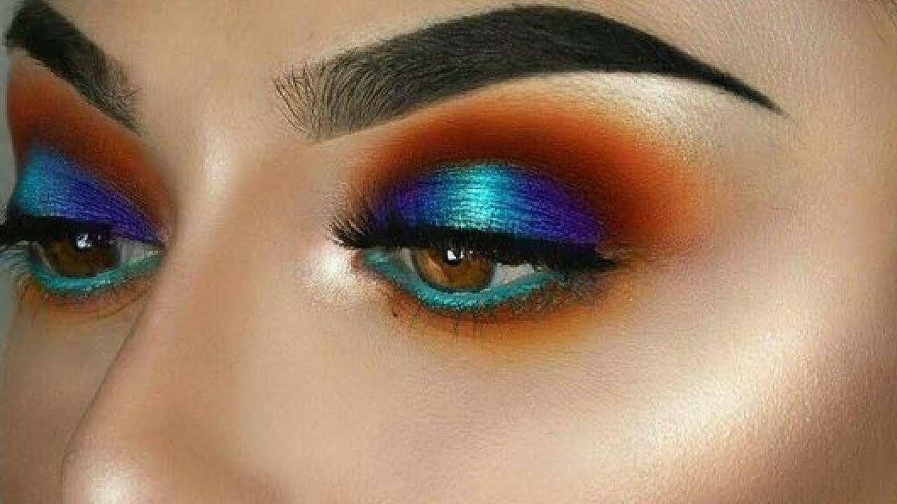 Easy Glam Eye Makeup Tutorial Beginners Smokey Eye 3 Out Door