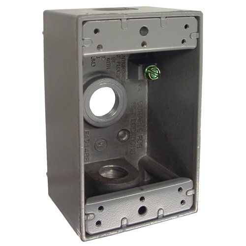 Top 10 Electrical Boxes Metal Of 2020 Outdoor Box Electrical Supplies Electrical Outlets