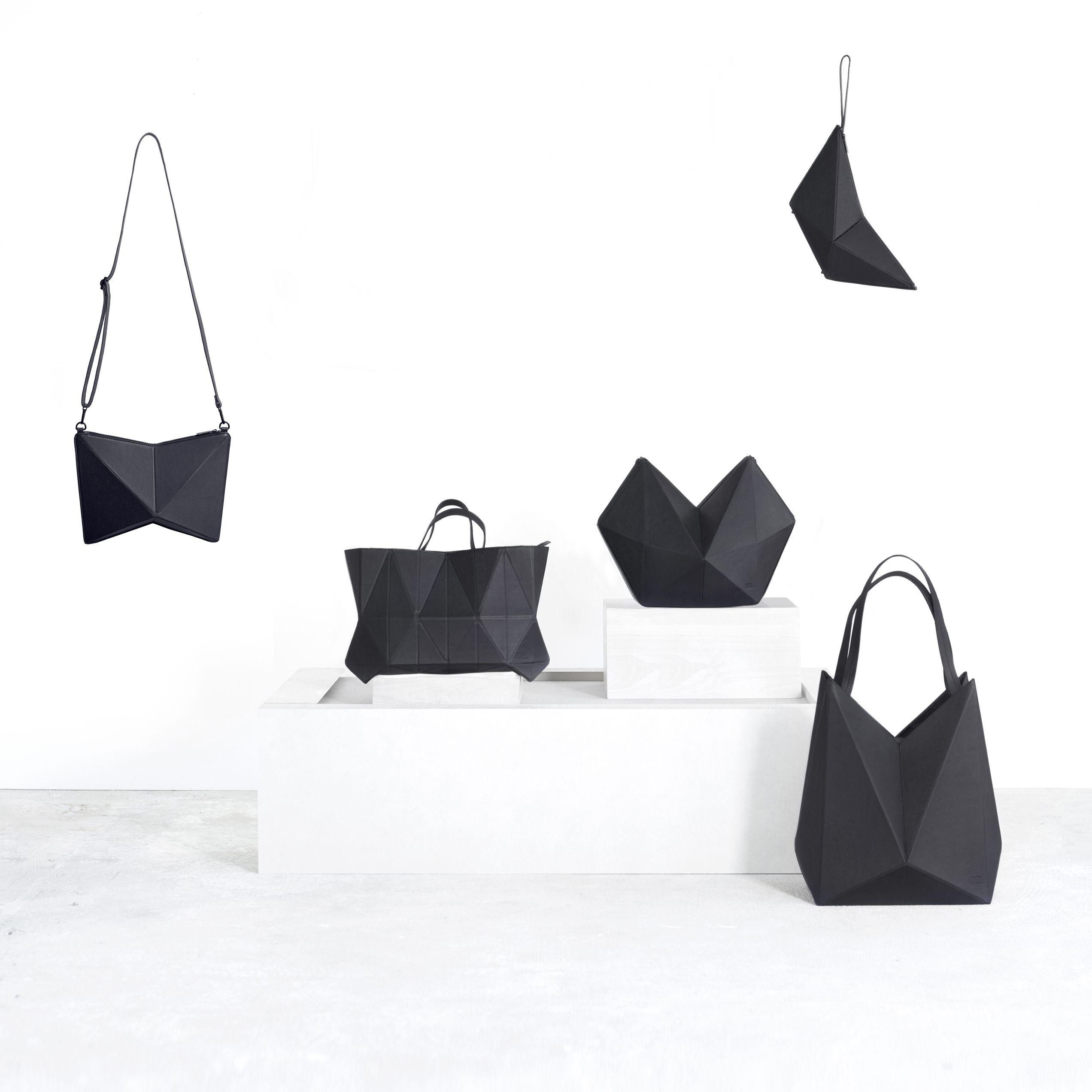FINELL leather geometric handbags Bolsos De Diseño f38a468d6e6