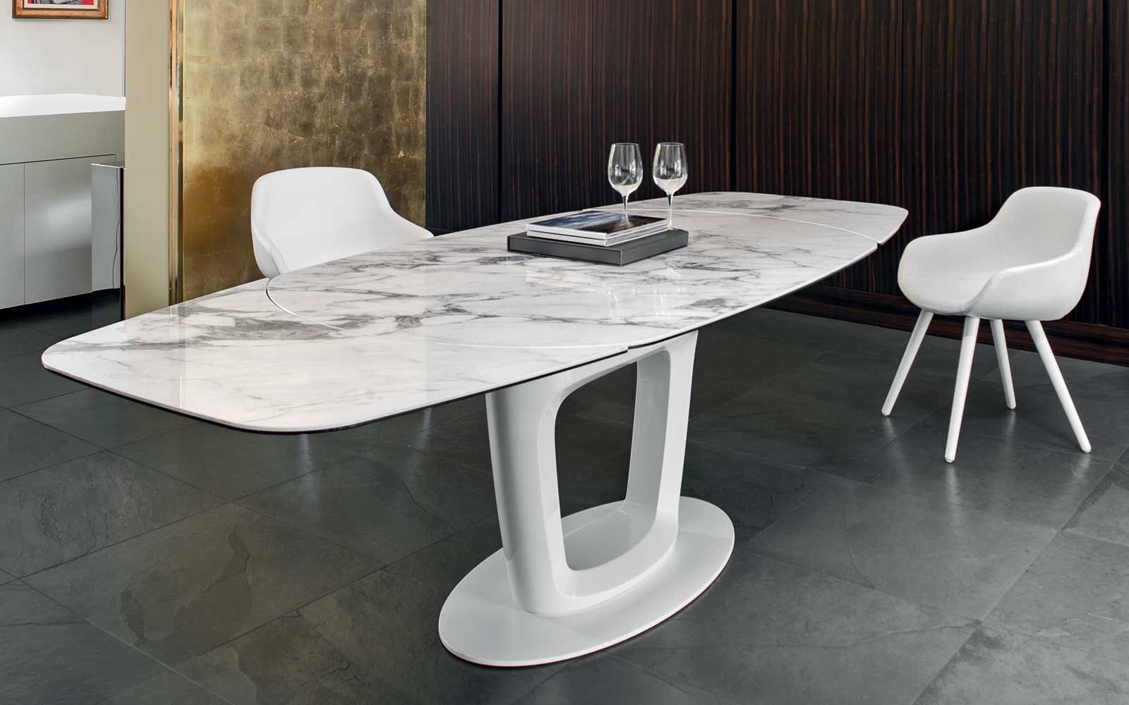 ORBITAL design extending table - Calligaris CS/4064 nel 2019 ...