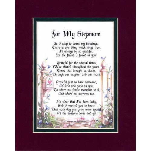 Poems About Stepsons