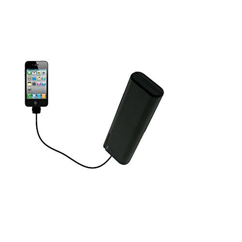 Introducing Portable Emergency Aa Battery Charger Extender Suitable For The Apple Iphone 4s With Gomadic Brand Aa Battery Charger Apple Iphone 4s Battery Pack