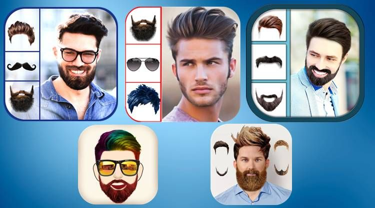 Top Mens Hairstyle App For Android 2017 2018 The Best Haircuts For