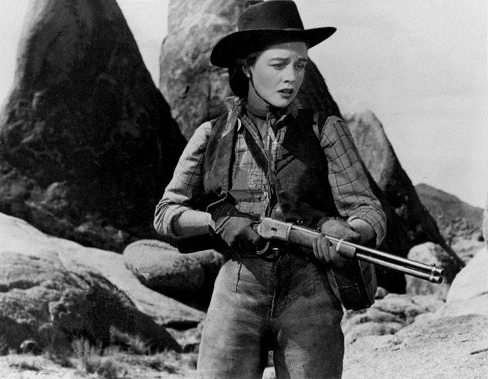 Image result for dorothy malone westerns