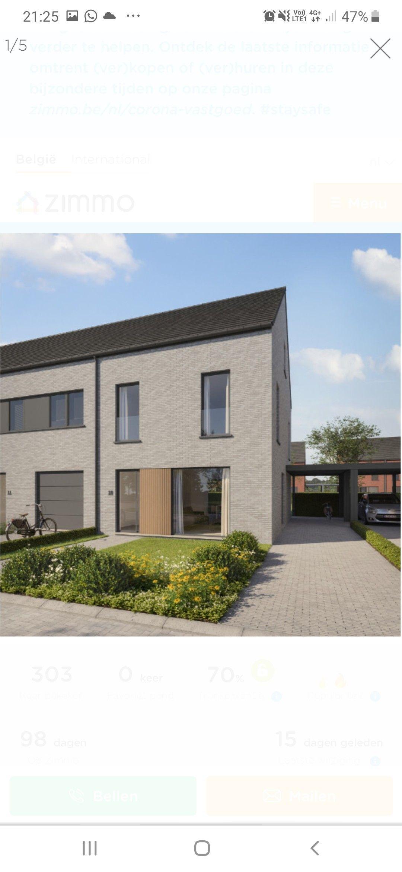 Pin Van Thomas Marynissen Op Droomhuis Grimbergen Droomhuis