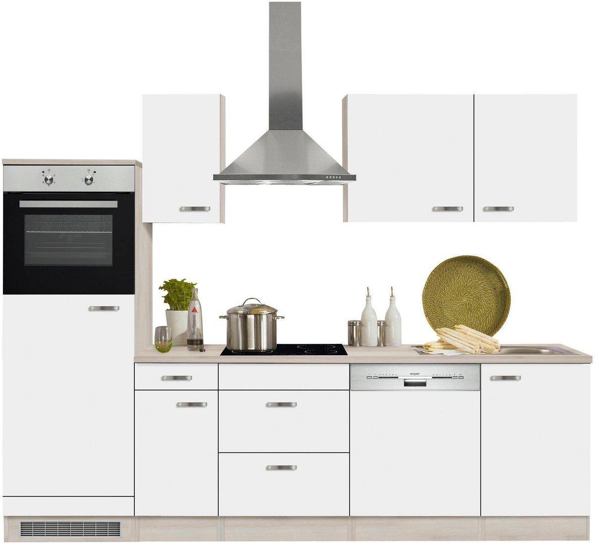Kuchenzeile Faro Mit E Geraten Breite 270 Cm Breite Egeraten Faro Kucheweib K In 2020 Kitchen Units Decorating Above Kitchen Cabinets Above Kitchen Cabinets