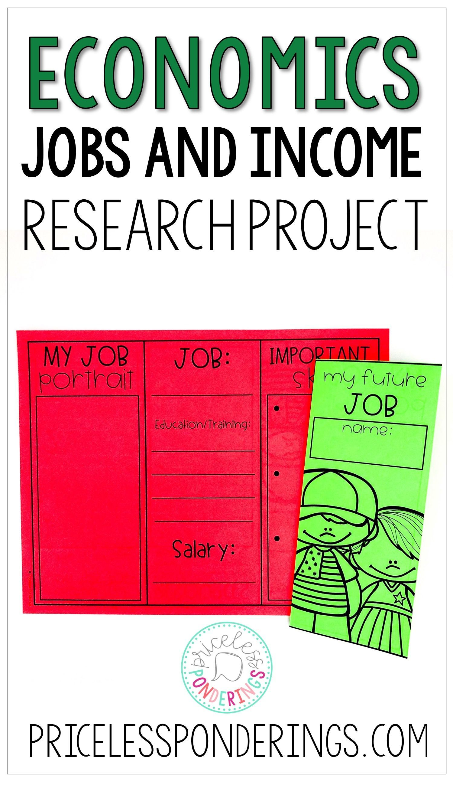 Teach Your Students About Economics With These Worksheets