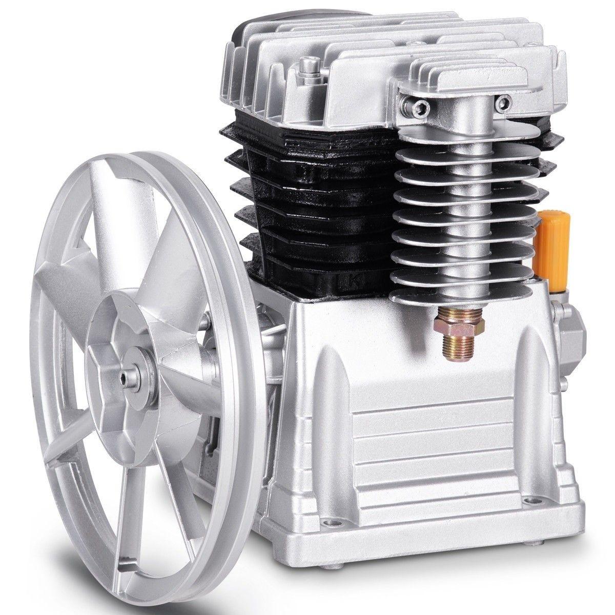 Aluminum 3HP Air Compressor Head Pump Motor Air compressor