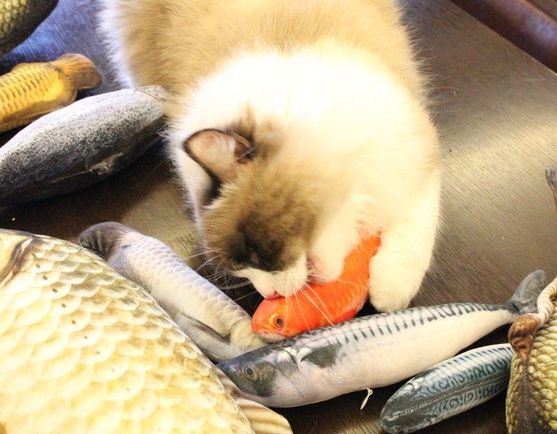 Simulation Katze Spielzeug Plüschtier Spielzeug gefüllte Katze für Home