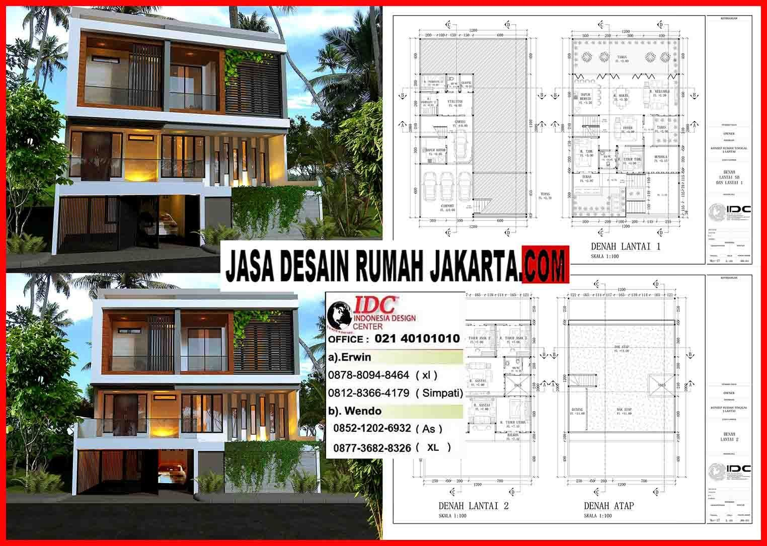 Desain Rumah Modern Kontemporer 2 Lantai Desain Rumah Kecil Desain Rumah Desain Rumah Kontemporer