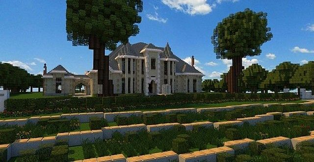 Here Is Builder Fanxs 3rd French Country Manor This House May Look Small From The Screenshots
