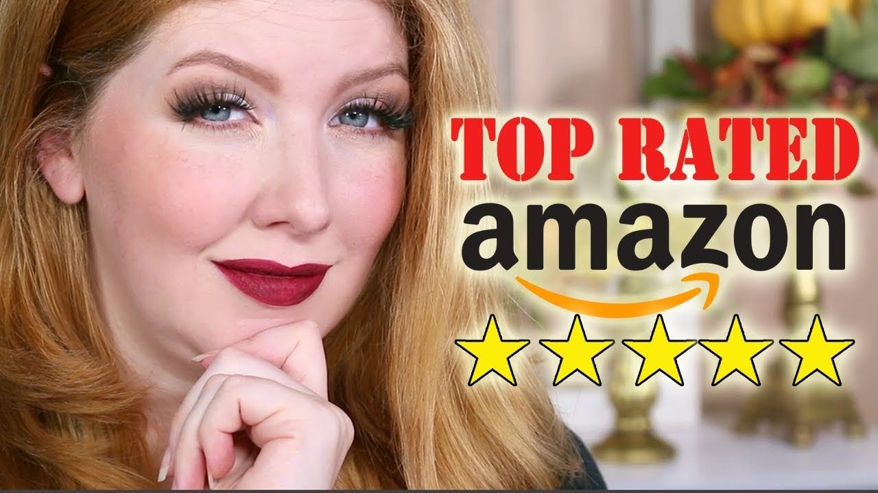 Full Face Tutorial Testing TOP RATED Amazon Makeup Worth