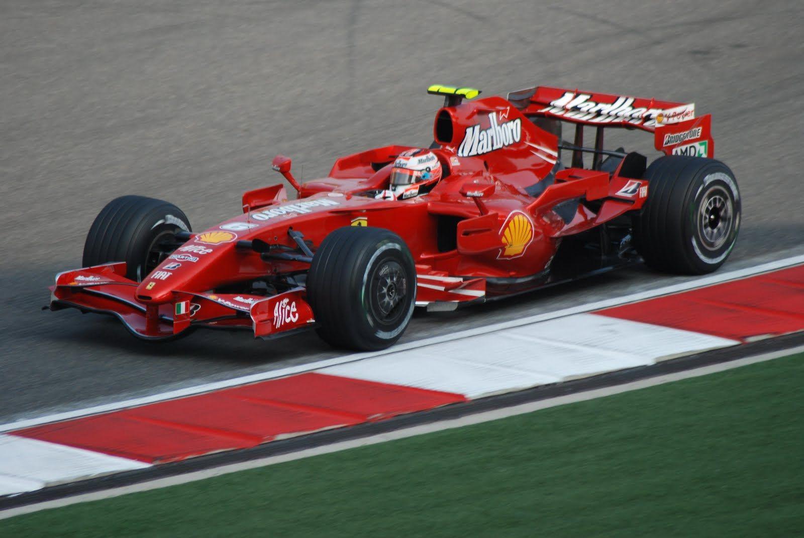 2007 Ferrari F2007 Kimi Raikkonen Ferrari F1 Ferrari Scuderia Ferrari