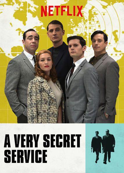 A Very Secret Service 2015 A Very Secret Service