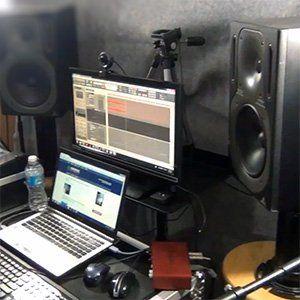 Studio My Home Recording Setup