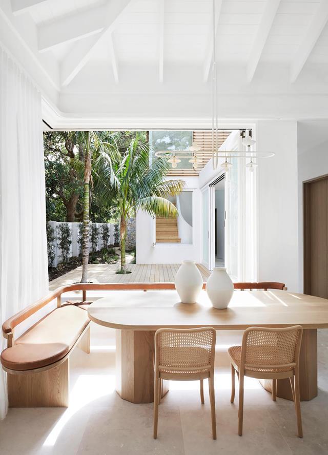 Photo of A modern Mediterranean coastal home palm beach