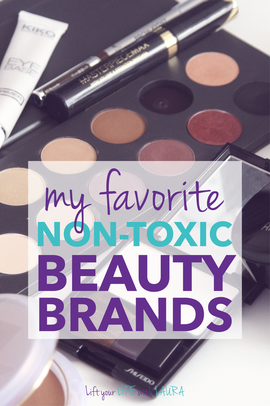 Best non toxic beauty brands, make non toxic beauty swaps