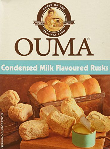 Ouma Condensed Milk Rusks 2 Pack Hurry Check Out This Great Sales Baking Supplies South African Recipes African Food Rusk Recipe