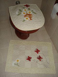 Jg.  Banheiro Margaridas