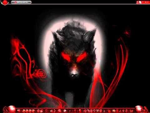 Http Browse Deviantart Com Qh Black Wolf Desktop D265cvj Nightcore By Meee 3 Shadow Wolf Wolf Wallpaper Demon Wolf Anime wallpaper red wolf