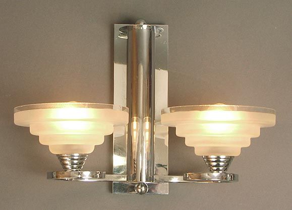 More french art deco wall sconces! french art deco wall sconces by