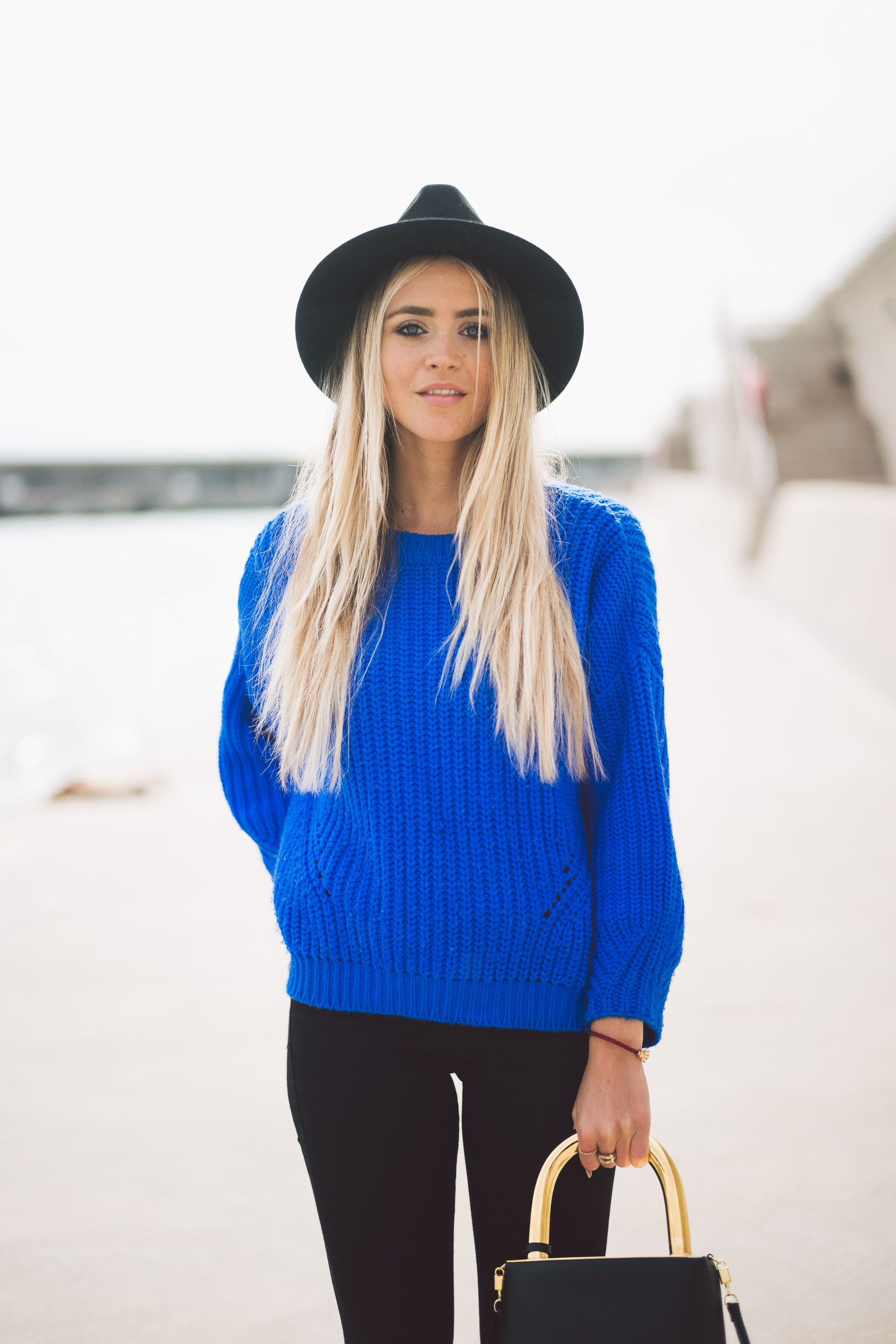 Janni Delér | Boots | Pinterest | Blue sweaters, Winter and Winter ...