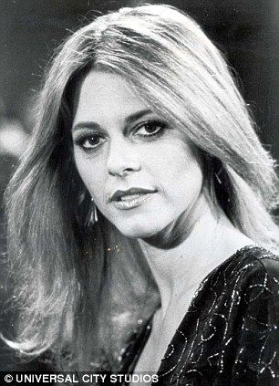 How Bionic Woman star Lindsay Wagner transformed from Hollywood pin-up to holistic healer #hollywoodicons