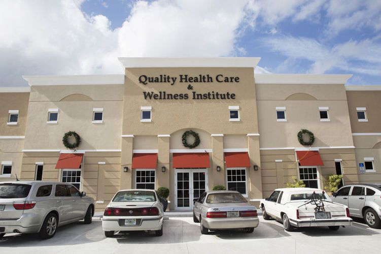 Wellness institute expands urgent care facility planned