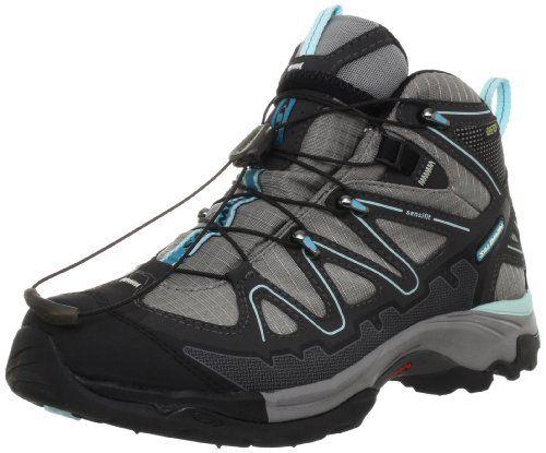 SALOMON X Tiana Mid GTX Ladies Hiking Shoes by Salomon
