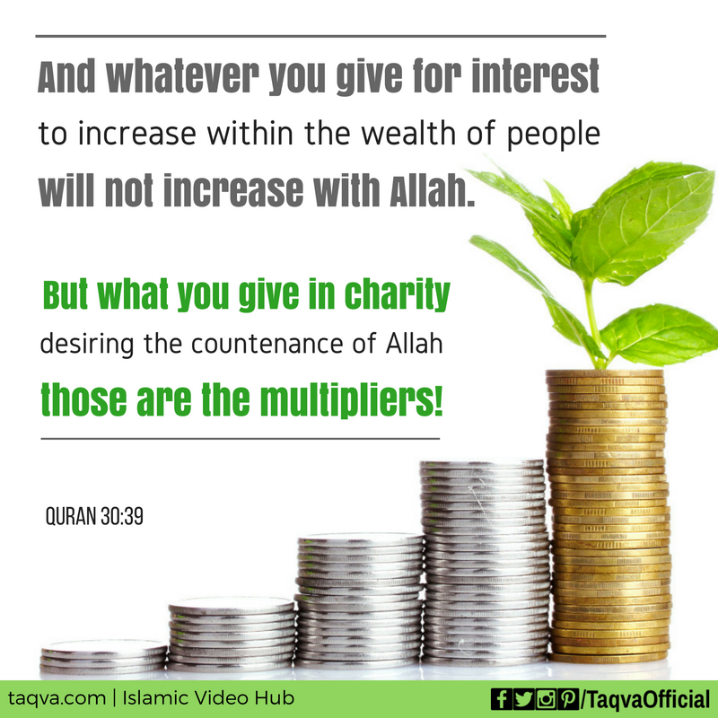 How To Use Interest Money In Islam