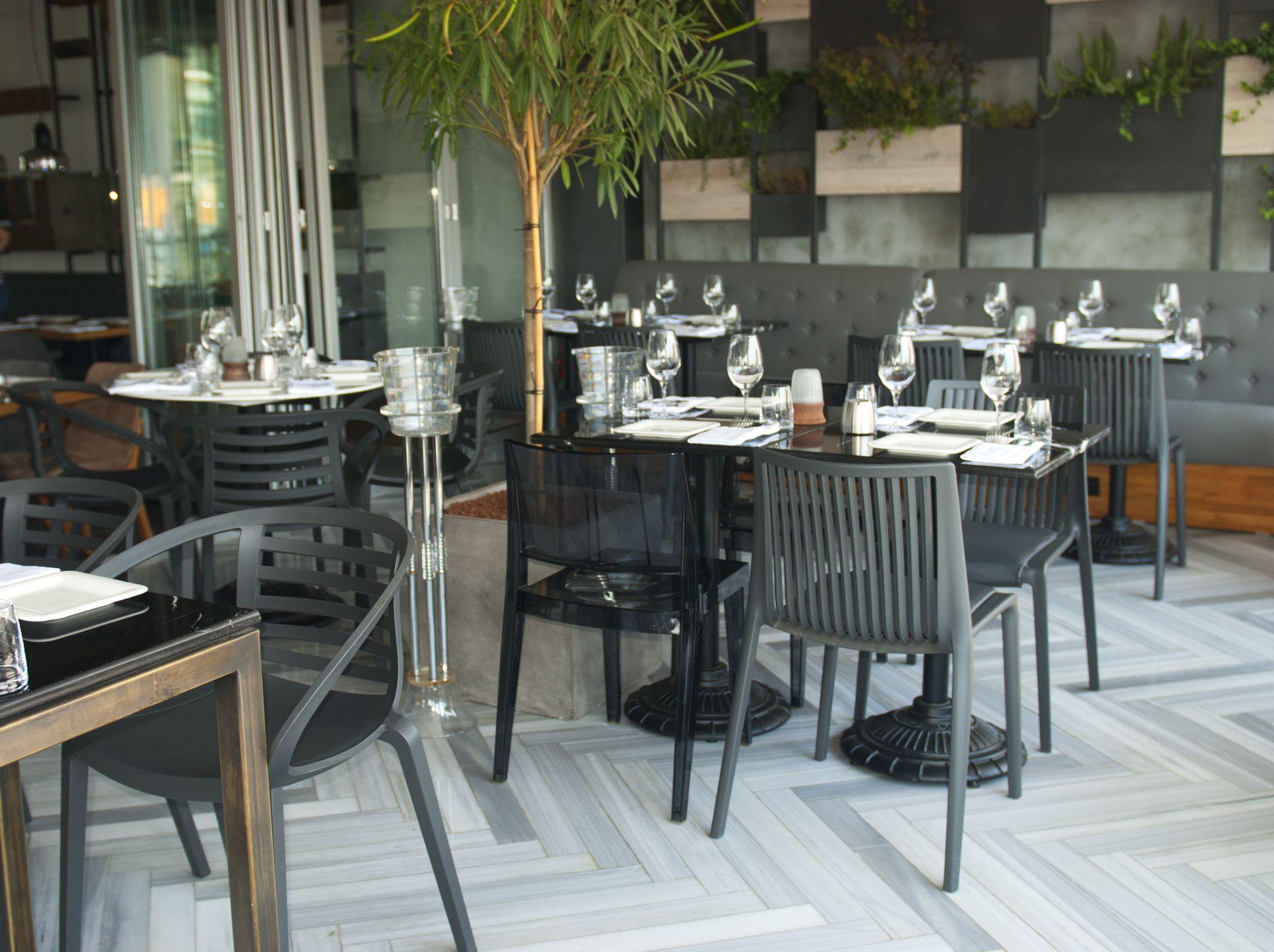 Papatya Chair Restaurant Dining Garden Outdoor Stackable Endearing Restaurant Dining Room Chairs Design Inspiration