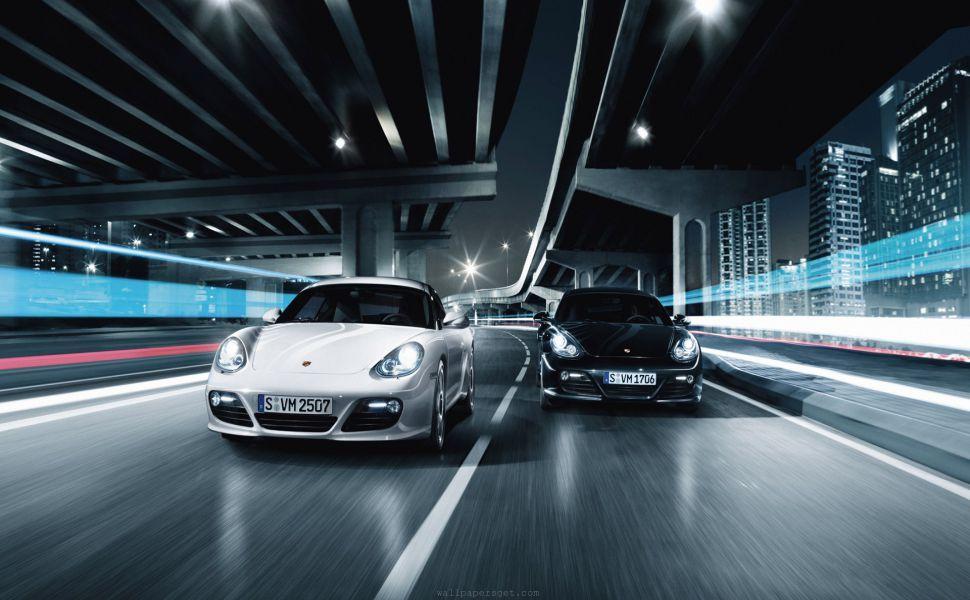 Porsche Night Hd Wallpaper Wallpapers Pinterest Porsche Cars