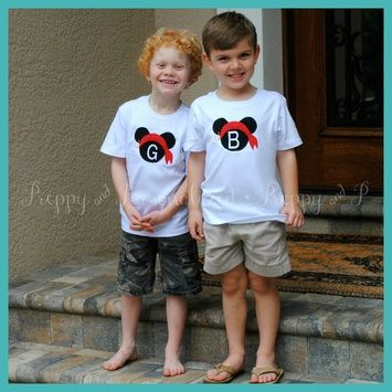 Smockadot Kids: Boy's Pirate Mouse Head T-Shirt @slyvia....can we do this??  They don't have it in an 18 month??