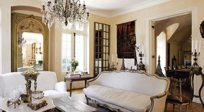 Sophisticated French Style House Decorating Decoholic Country