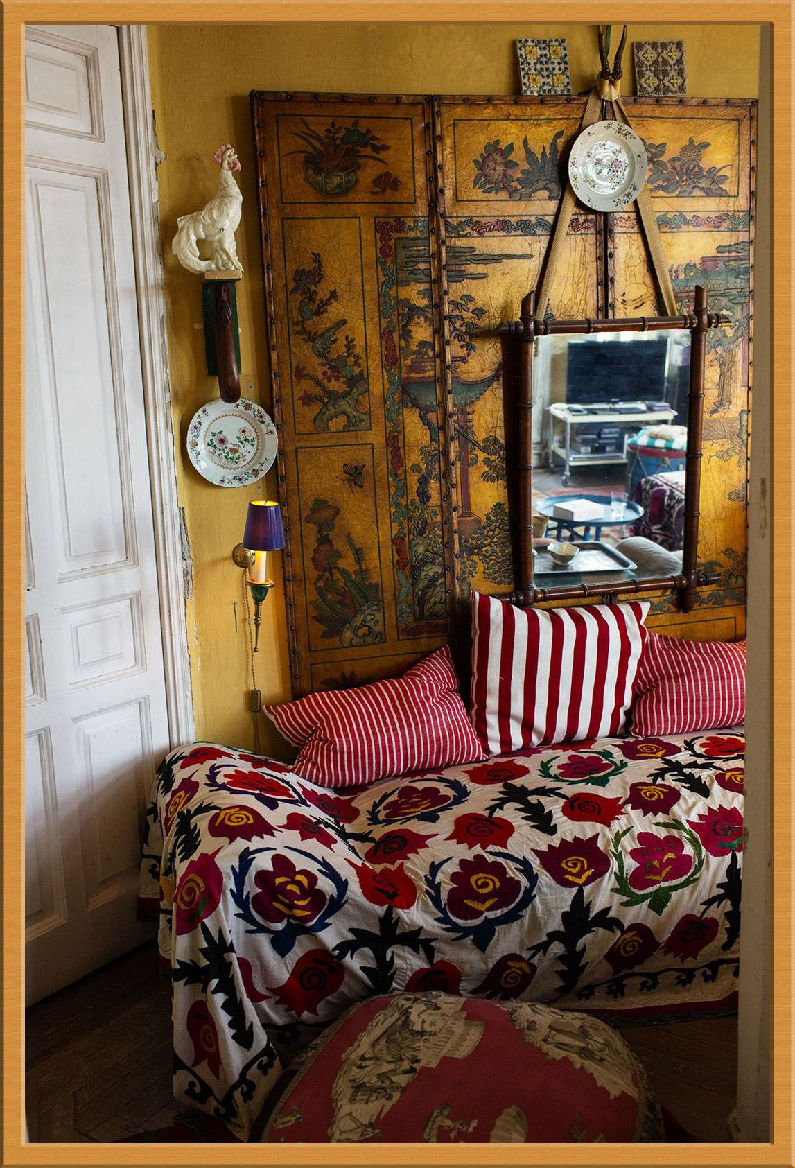 Got Stuck? Try These Tips To Streamline Your Bohemian Homedecor