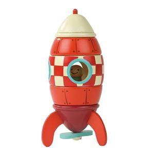 Magneetkit kleine raket