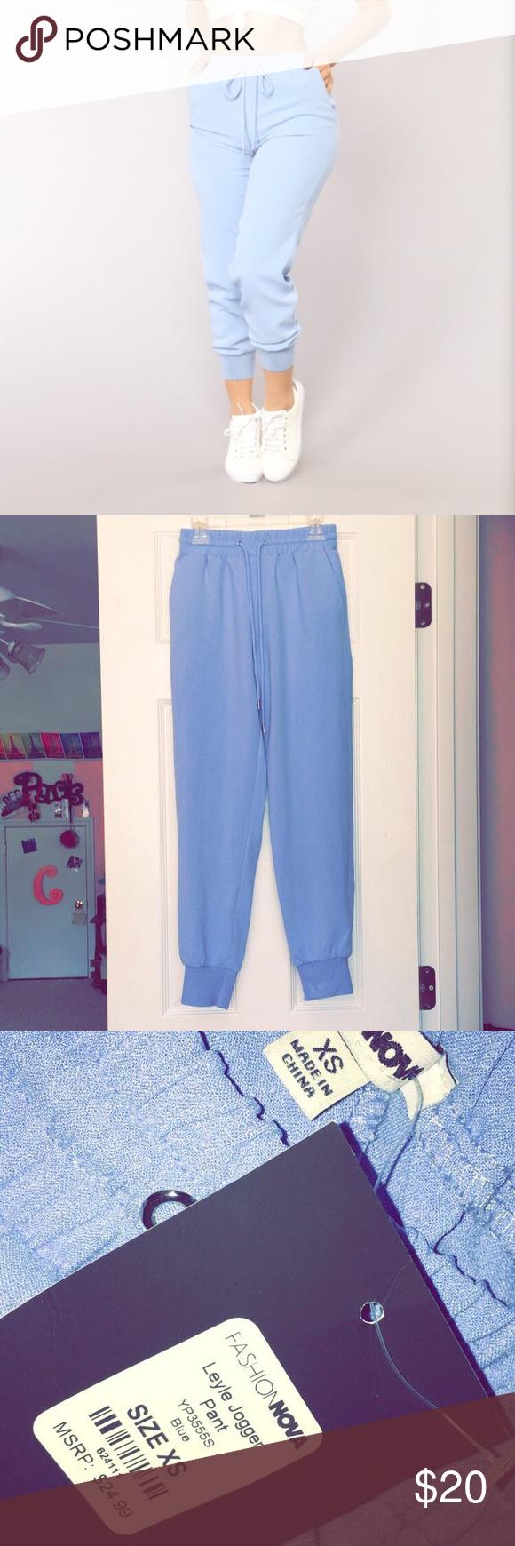 Leyle Jogger Pants Nwt Fashion Nova Pants Jogger Pants Pants