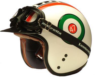 O capacete poderia ser este
