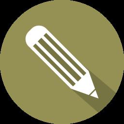 Pencil Icon Icon Flat Icon Pencil
