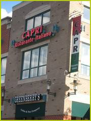 Home Capri Italian Restaurant Mclean Va Restaurants To