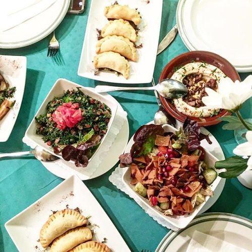 Libanesische Küche | Around The World Week 4 7 Lust Auf Libanesische Kuche Im Al