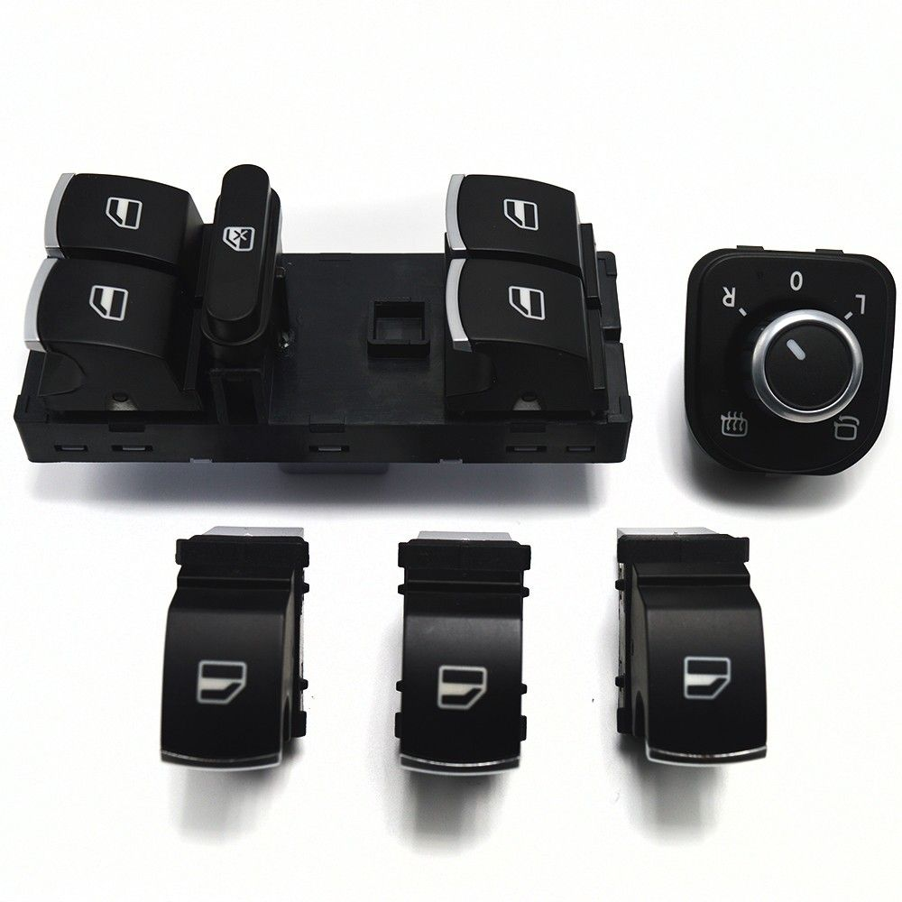 Free shpping 5PCS high quality car Switch for VW Golf MK5