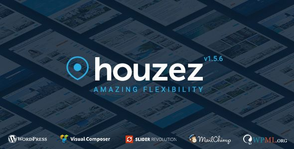 Houzez - Real Estate WordPress Theme This is not a theme that only
