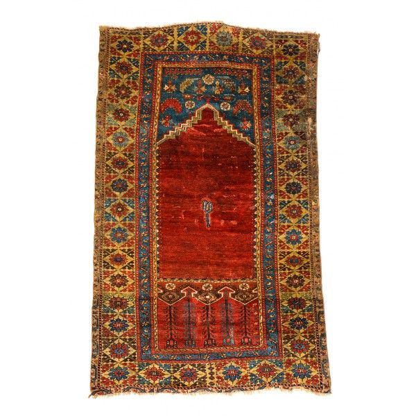 Mujur prayer rug - p193510