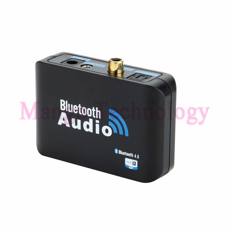 Hot 3.5mm Output Wireless Audio Digital Adapter Bluetooth Music ...