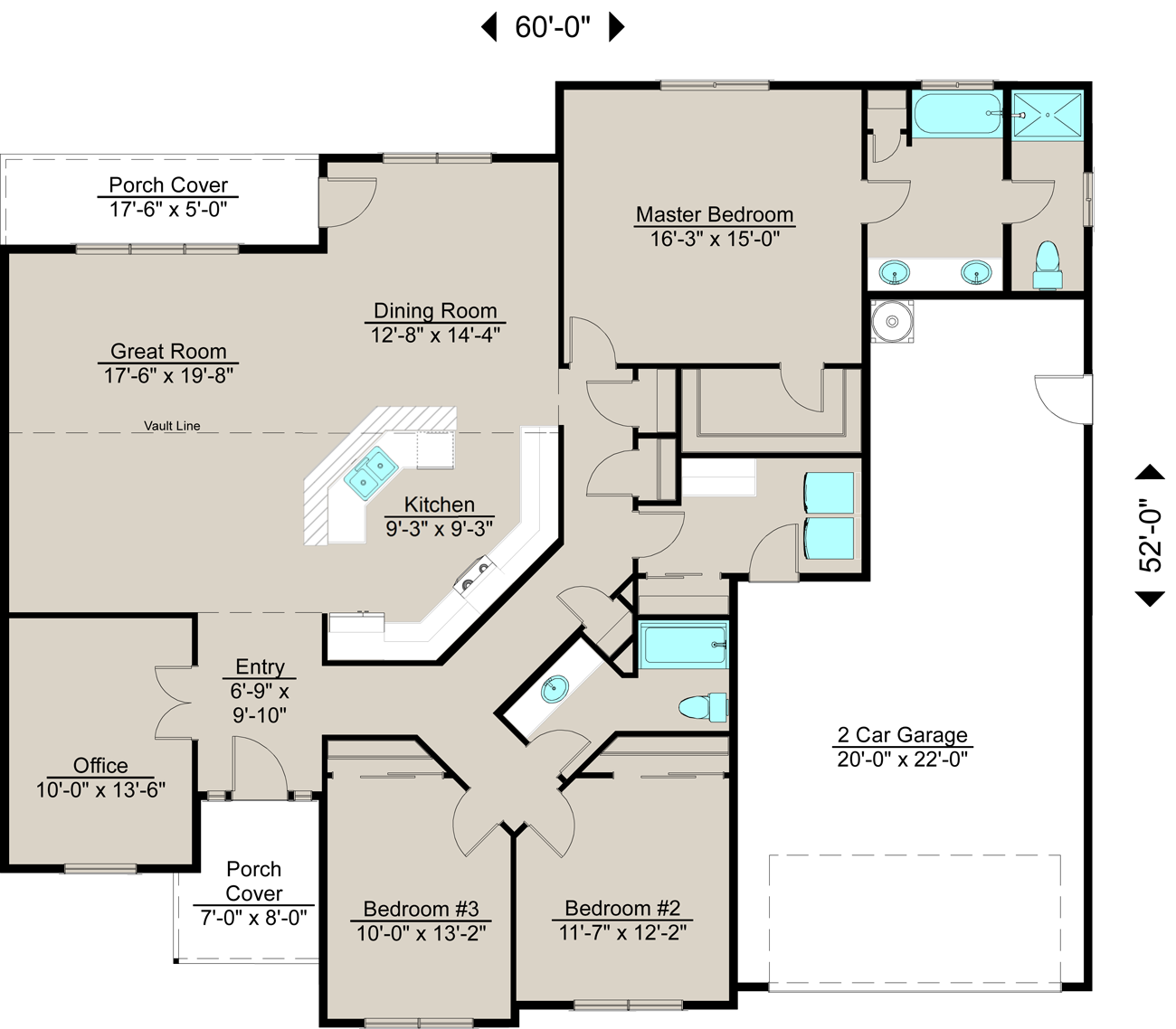 Lexar house plan bedrooms bathrooms with car garage extra space at end of intended for studio also home is the place pinterest plans rh